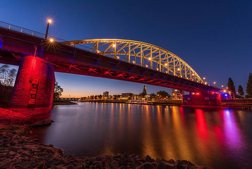John Frost-brug in Arnhem Nederland van Gea Gaetani d'Aragona