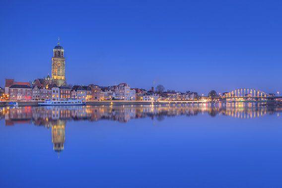 Deventer at night