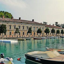 Lago di Garda van Bas Stijntjes