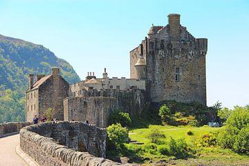 Eilean Donan Schloss von Wilma Overwijn