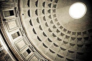 Pantheon Rom von Wim Demortier