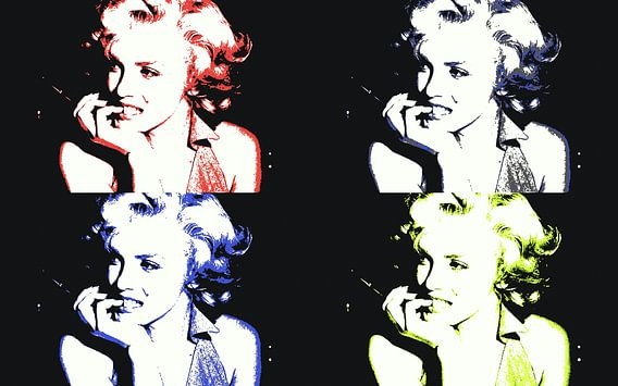 Marilyn X4