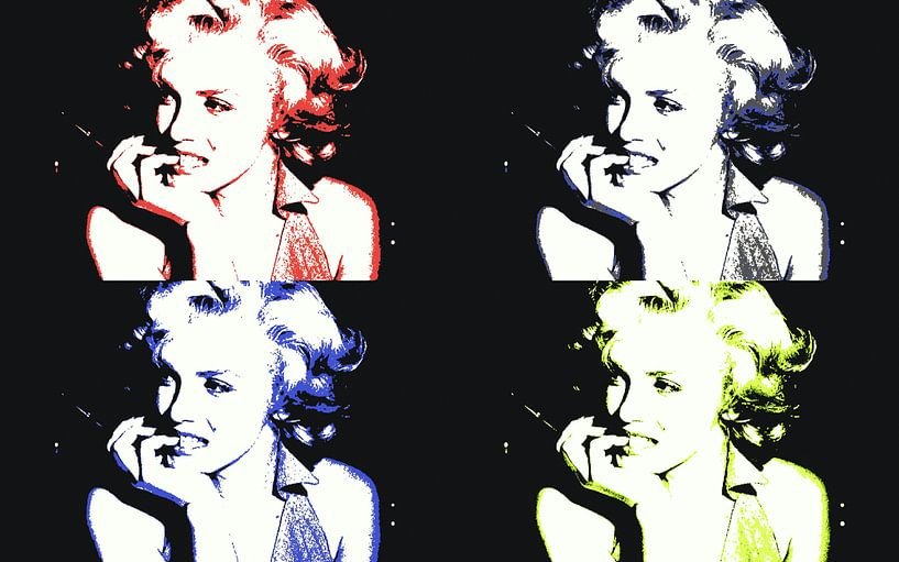 Marilyn X4 van Mr and Mrs Quirynen
