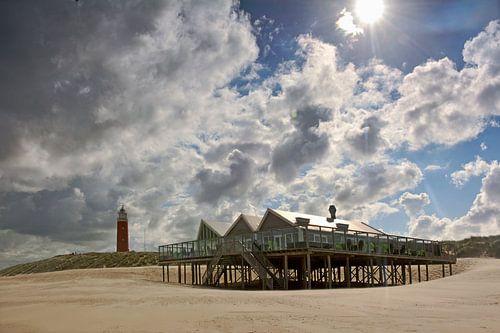 Vuurtoren paviljoen Texel van