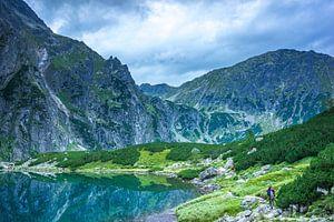 Black pond lake van Arkadiusz Kurnicki