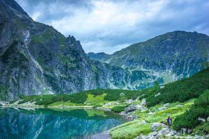 Black pond lake