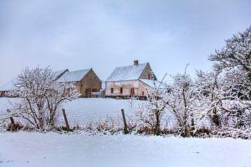 Winter Hoeve van Eline Verhaeghe