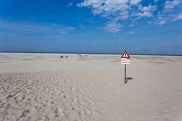Getijde waarschuwing van Thijs Struijlaart