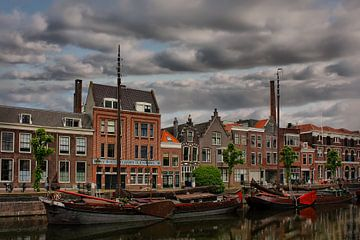 Delfshaven, Rotterdam, The Netherlands van Maarten Kost
