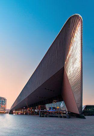 Rotterdam Centraal Station van De Straatplaat