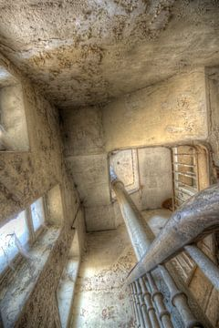Cage d'escalier (Escalier vers...) sur peter reinders