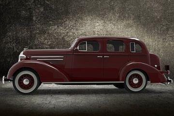 1936_AM_Sedan couleur Bourgogne sur H.m. Soetens