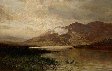 Arthur Parton (Amerikaner, 1842-1914)~Loch Lomond.