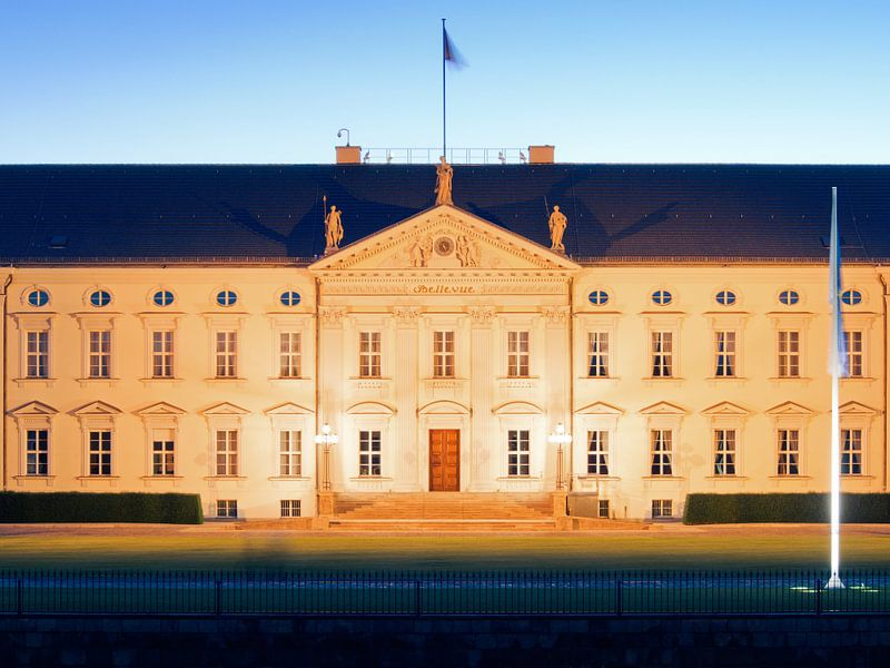 Berlin – Bellevue Palace van Alexander Voss