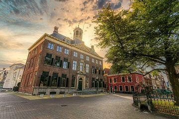 Het Stadhuis van Leeuwarden van Martijn Mureau