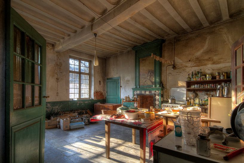 Oma's keuken van Truus Nijland
