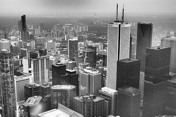 Toronto City von Marjon van Vuuren