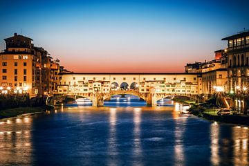 Florence - Ponte Vecchio sur Alexander Voss