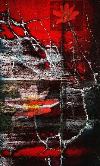 Abstract Bloemen