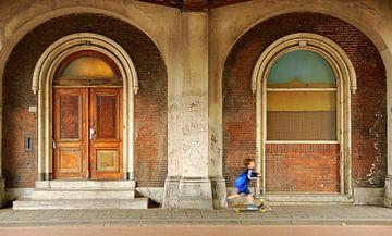 Rotterdam sur Rob van Wezema