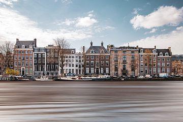 Amstel, Amsterdam van Johnny van der Leelie