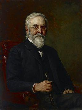 Porträt eines Mannes, Theodore Clement Steele