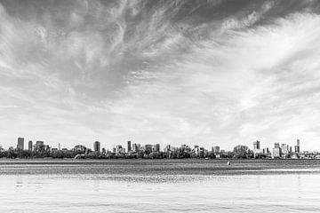 Skyline Rotterdam III von René Mourik