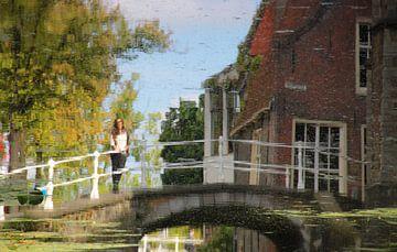 Delft Vermeer van Anna Zuidema