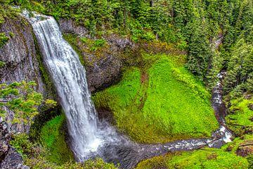 Waterval Oregon van Marcel Wagenaar