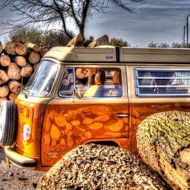 Volkswagen Bulli von GoWildGoNaturepictures