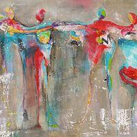 Malerei Wandbilder - Bei OhMyPrints findest du Bilder und Gemälde aus allen Richtungen der Malerei: Abstrakte Malerei, Collagen, surrealistische Werke, Zeitgenössische Malerei, Akt, Expressionismus, impressionistische Malerei oder die Werke alter Meister. Alle Motive sind in Wunschgröße auf Leinwand, Alu Dibond oder als Kunstdruck bestellbar.