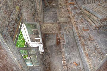 De derde verdieping van Mitchell Hermsen