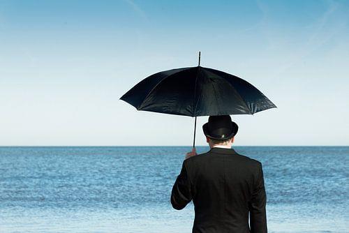Portret a la Magritte