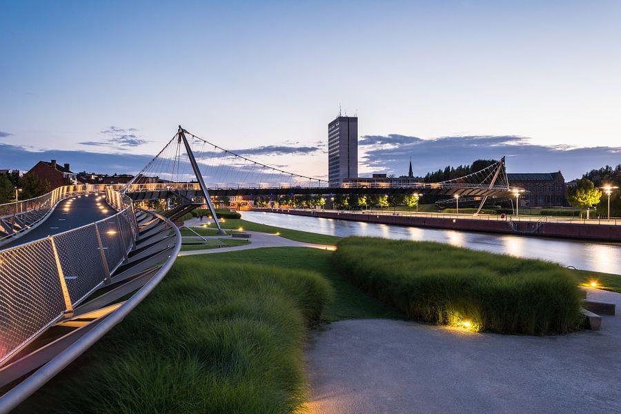 De Leie in Kortrijk