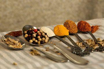 Kruiden en specerijen #3 van Jelte Bosma