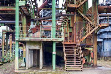 Hoogoven nr 5, Landschaftspark Duisburg van Evert Jan Luchies