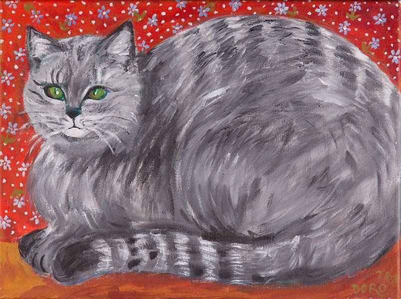 Tiger -Tilly von Dorothea Linke
