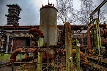 Pumpenarbeit Industrie Ruderbereich von bert erven