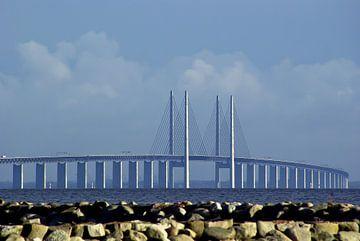 Öresund-brug, Øresundsbroen, Öresundsbron van Norbert Sülzner