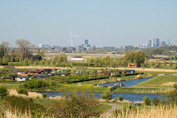 Skyline Buytenpark Zoetermeer van Kyra Hoekema