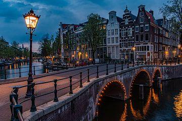 Soirée à Amsterdam sur Mike Peek