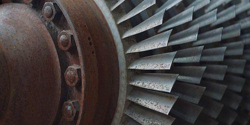Oude turbine