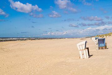 Strandkörbe an der Nordsee auf Sylt von Animaflora PicsStock