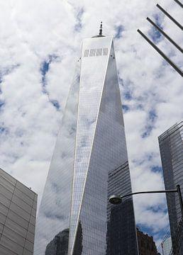 Freiheitsturm New York von Kimberley Fennema