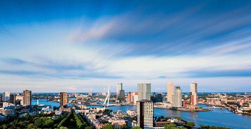 Panorama Rotterdam van