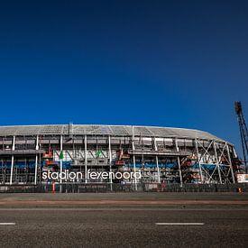 De Kuip | Stadion Feyenoord | Rotterdam von Nuance Beeld