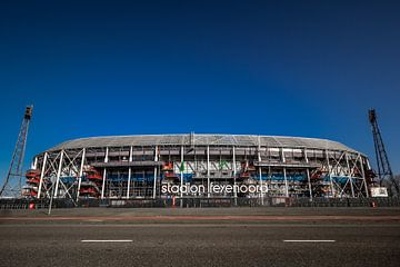 De Kuip | Stadion Feyenoord | Rotterdam van Nuance Beeld