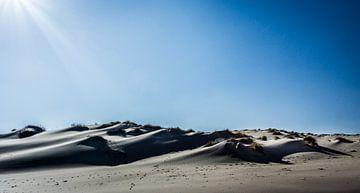 landschap zand van peter van der pol