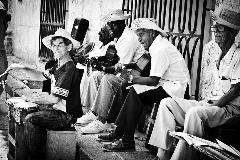 Artiesen in Havana van Capture the Light
