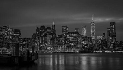 Manhattan New York van